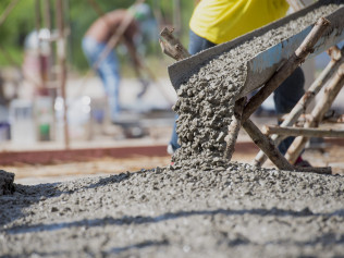 Concrete pouring services in Fort Collins, CO
