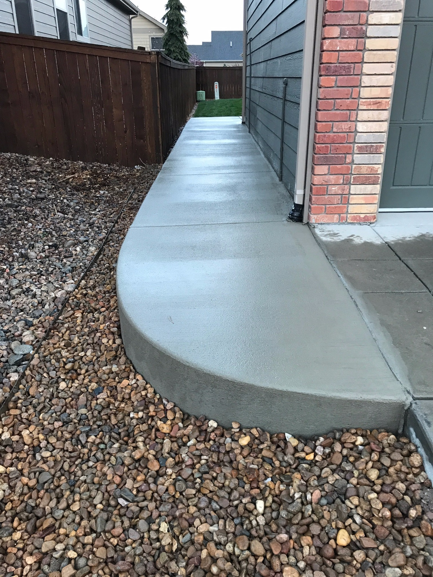 Driveways & Sidewalks: Fort Collins, CO | Pour Brothers Concrete